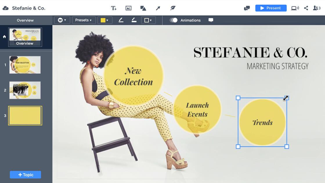 See the Product | How Prezi Works | What Makes It Unique | Prezi